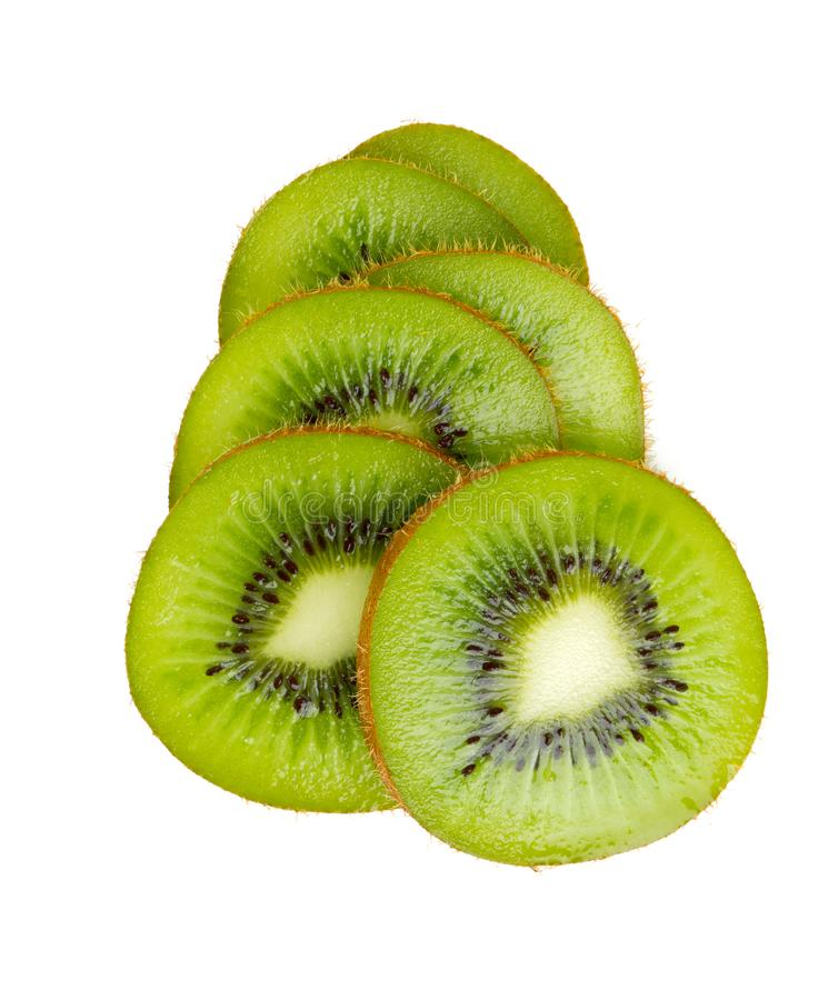 Free Kiwi Slices Royalty Free Stock Photo - 105726135