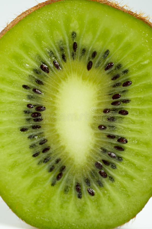 Kiwi slices and light stock images