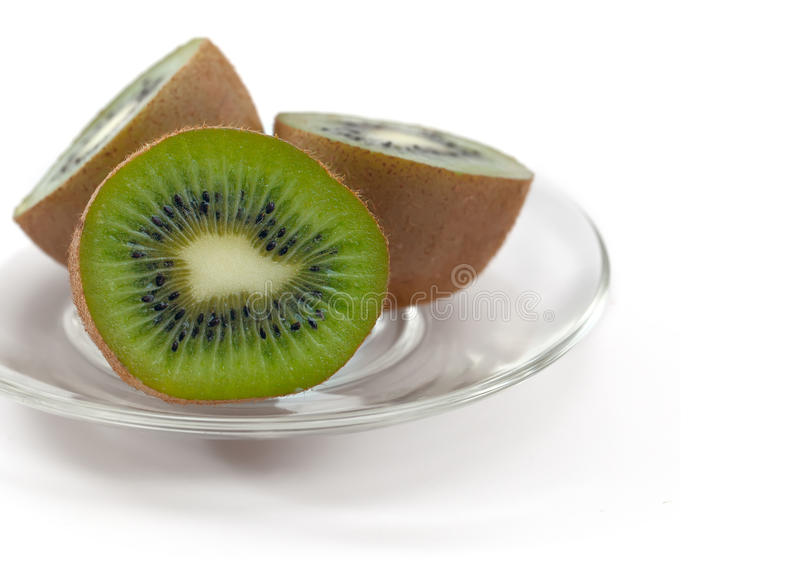Kiwi And Sprouts And A Very Useful Buckwheat Royalty Free Stock Images