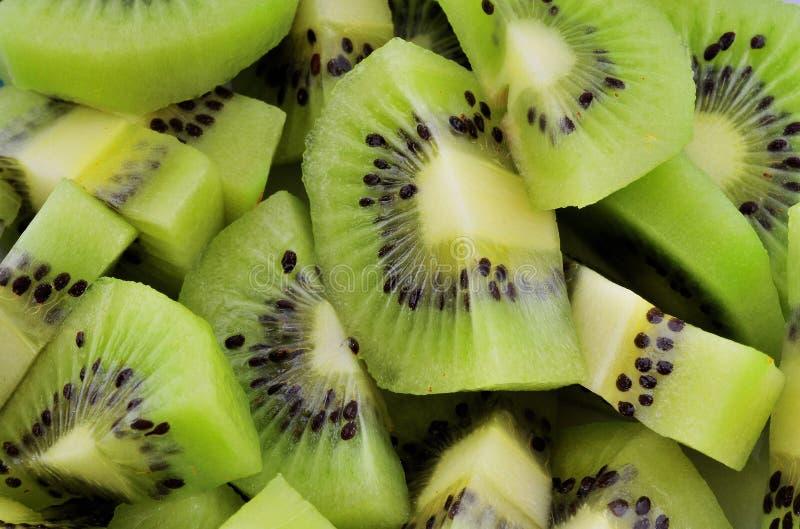 Kiwi verde fotografía de archivo