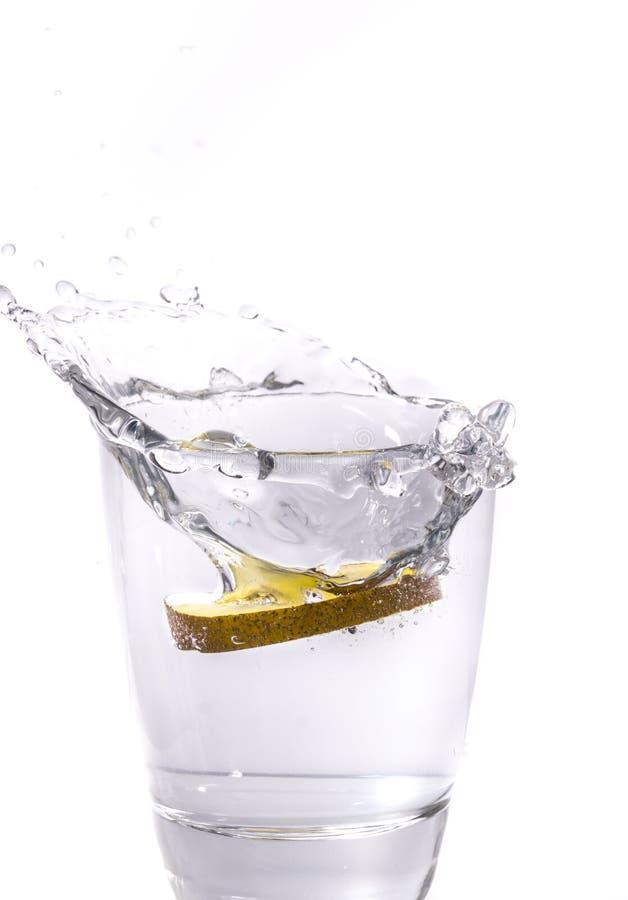 Free Kiwi Water Splash 1 Royalty Free Stock Images - 69104199