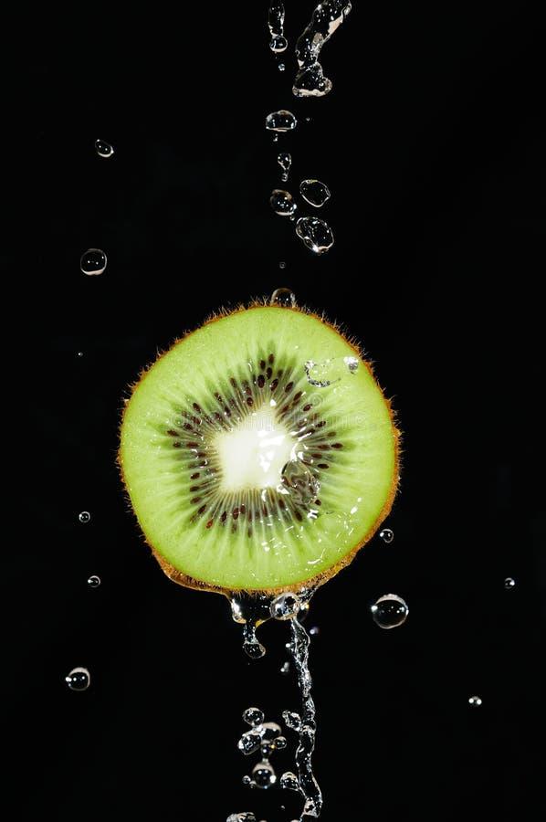 Download Kiwi stock photo. Image of fruit, fresh, spray, background - 39500958