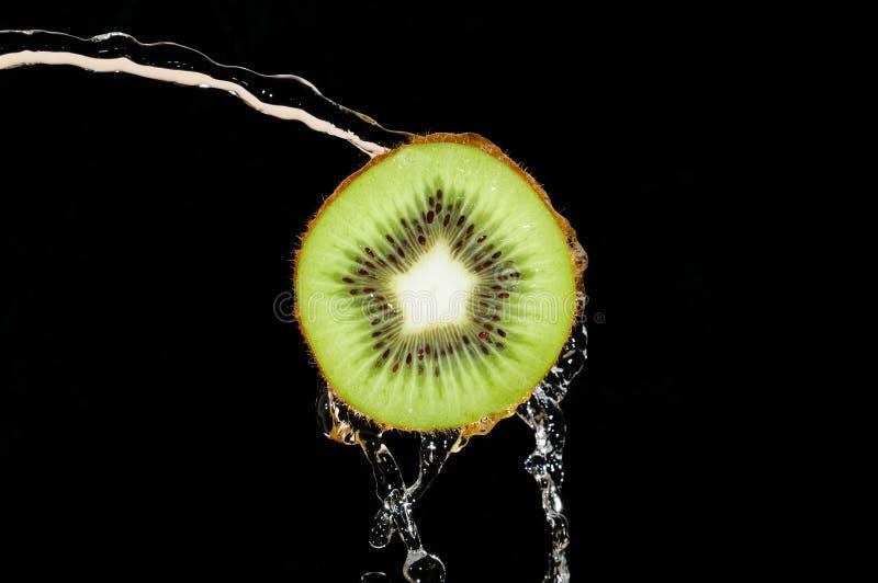 Download Kiwi stock image. Image of stream, fresh, kiwi, spray - 39500967