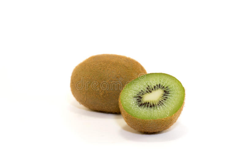 Download Kiwi on a white background stock photo. Image of food - 34270858