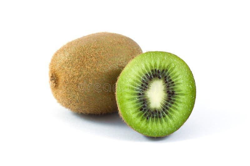 Download Kiwi on white stock photo. Image of green, closeup, dieting - 39507672