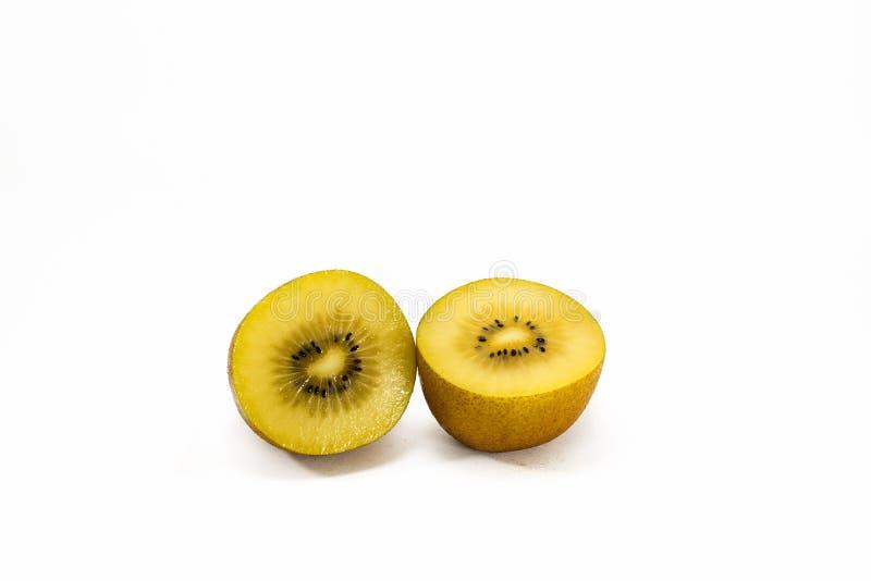 Kiwi Yellow royalty-vrije stock foto's