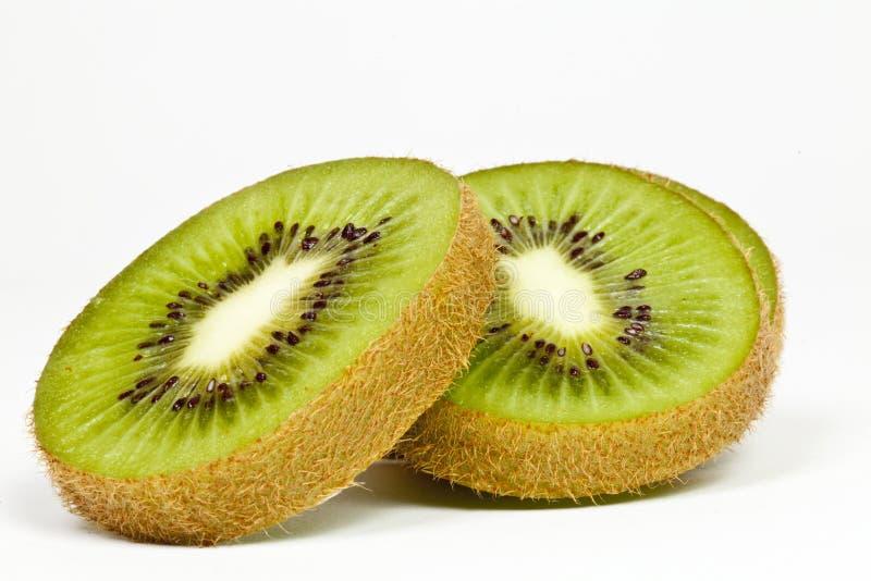 kiwifruit φέτες στοκ εικόνα με δικαίωμα ελεύθερης χρήσης