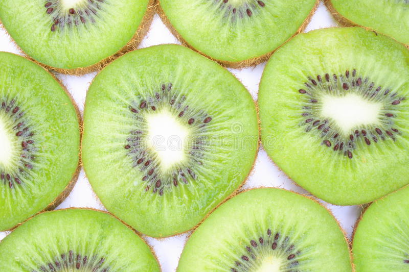 Kiwis stock photo