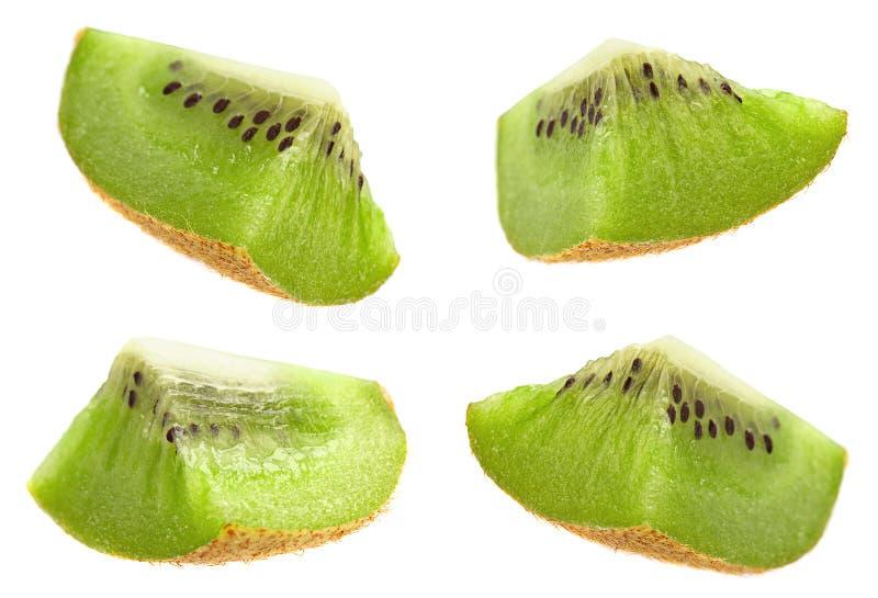 Kiwiskiva royaltyfri foto