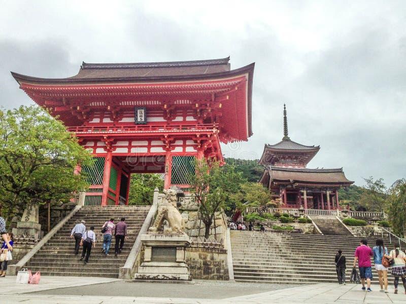 Download Kiyomizudera Temple Gate, Kyoto Editorial Photography - Image: 38170632