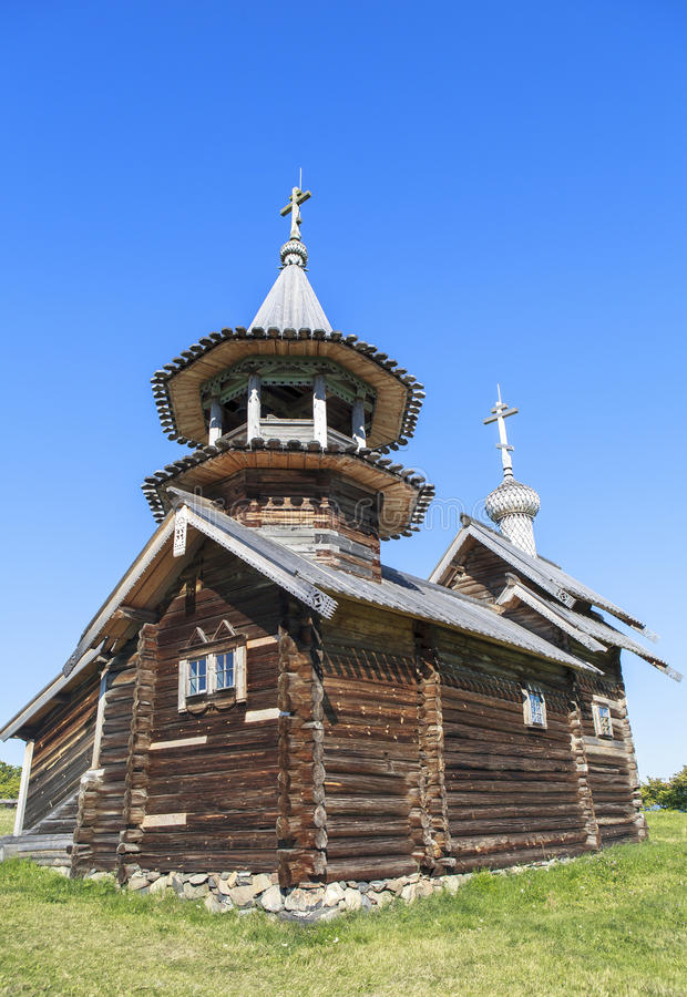 Kizhi Island in Russia. This photo is taken in Kizhi Island in Russia. Kiži is an island near the geometrical center of the Lake Onega in the Republic of stock photos