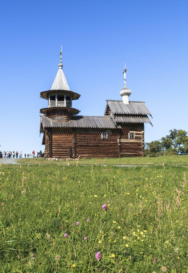 Kizhi Island in Russia. This photo is taken in Kizhi Island in Russia. Kizhi Russian: Ки́жи; IPA: [ˈkʲiʐɨ], Karelian: Kiži is an stock images