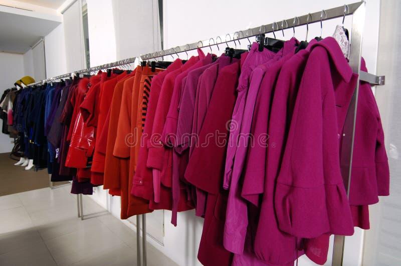kläder royaltyfri fotografi