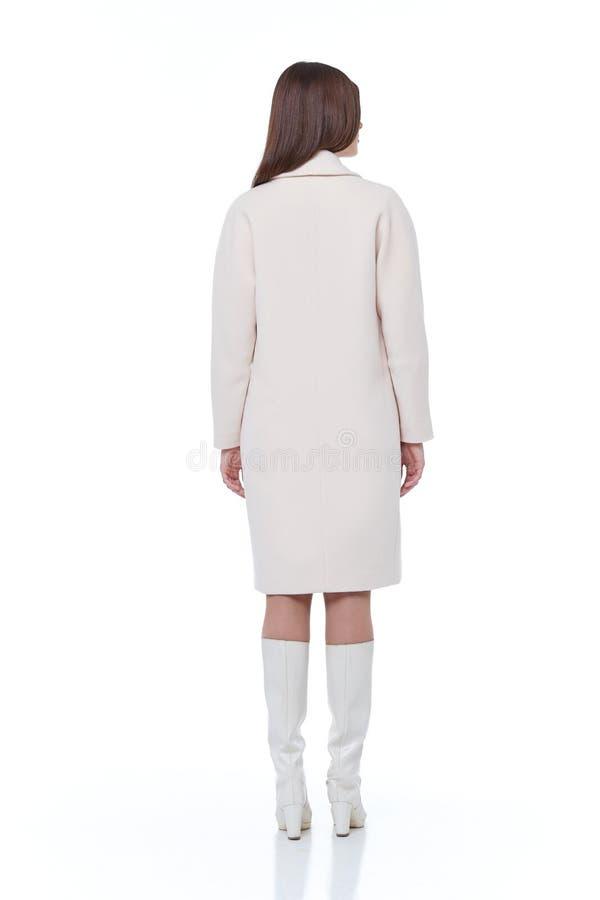 Kläder för stil för affär för kvinnakläder för tillfällig mötesänka för kontor royaltyfria foton