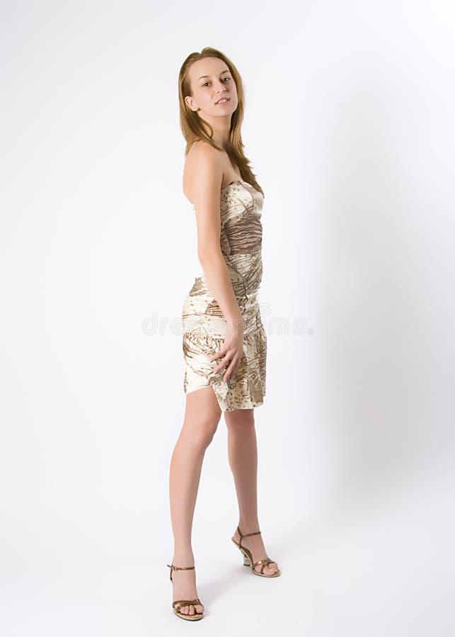 klänning arkivfoto