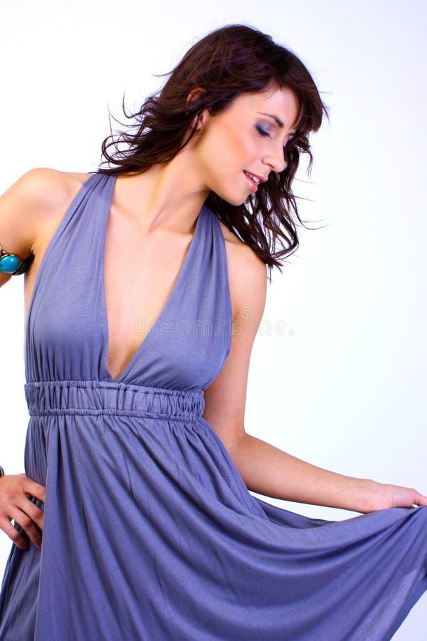 klänning royaltyfria bilder