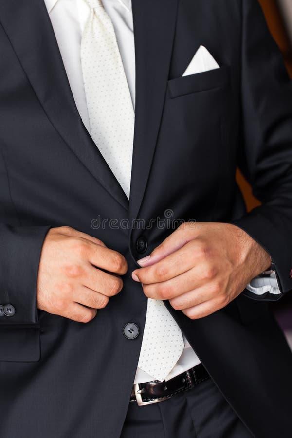Klänning upp royaltyfri fotografi