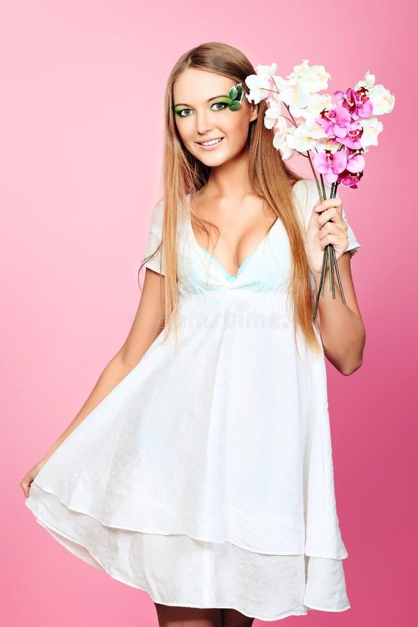 klänninglampa royaltyfri bild