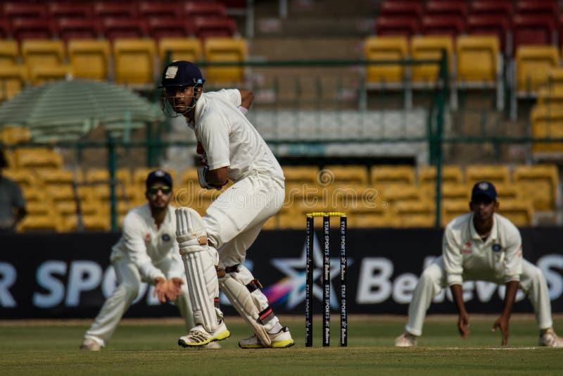 KL Rahul Cricketer fotografering för bildbyråer
