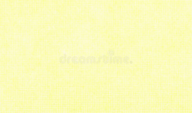 Klaar kader voor ontwerp, fijne textieltextuur, gele abstracte achtergrond stock foto's
