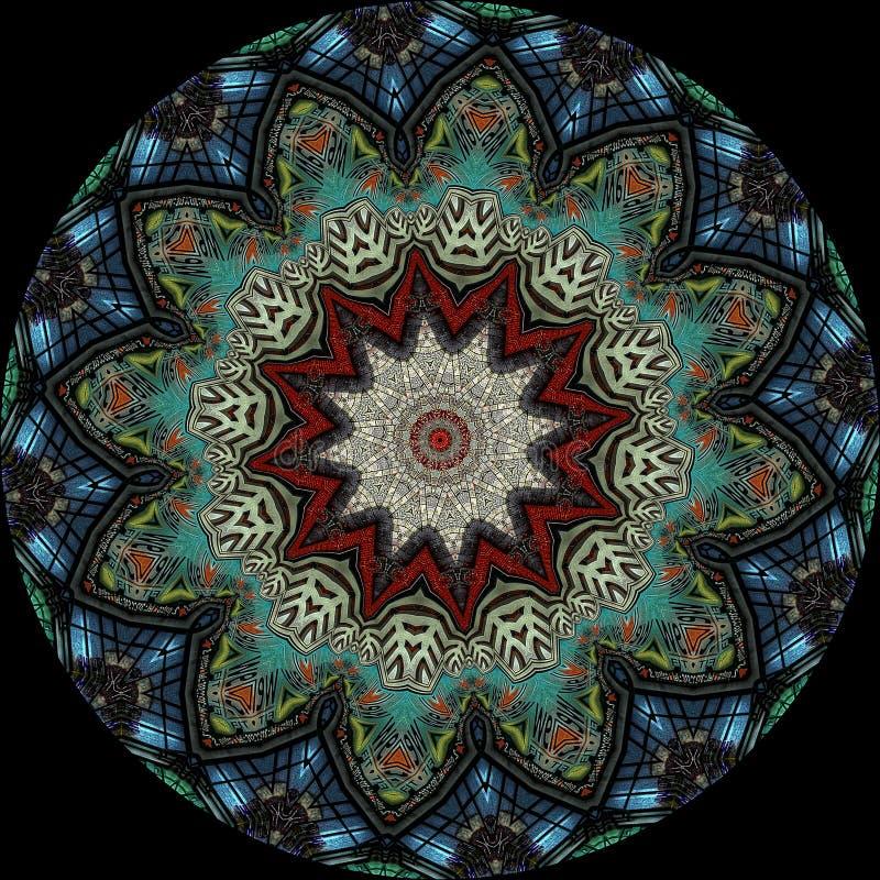 kladno 9 kaleidoscope стоковые фото