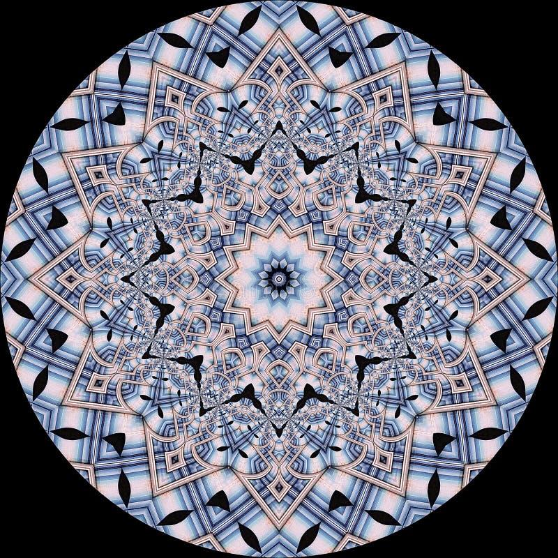 Kladno Kaleidoskop #1 stock abbildung