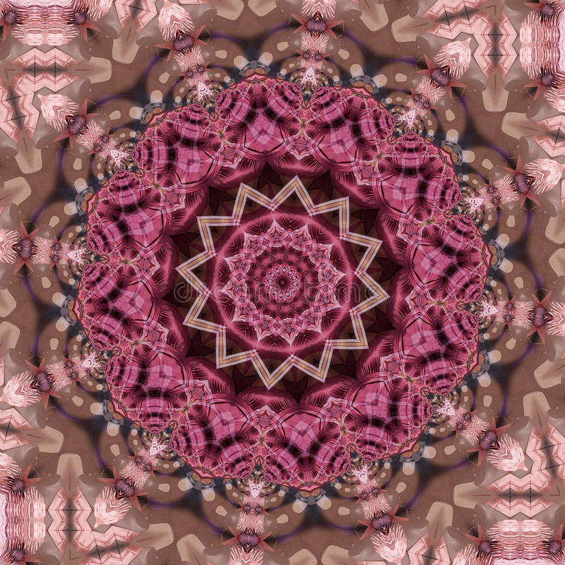 Kladno Kaleidoskop #2 lizenzfreie abbildung