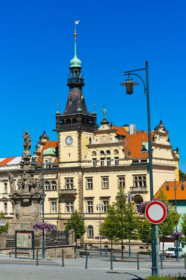 Kladno - Tjeckien arkivbilder