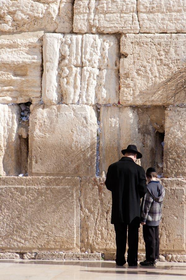 Klagemauer Israel lizenzfreie stockfotografie