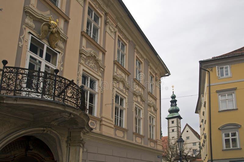 Klagenfurt, Österreich lizenzfreie stockfotos