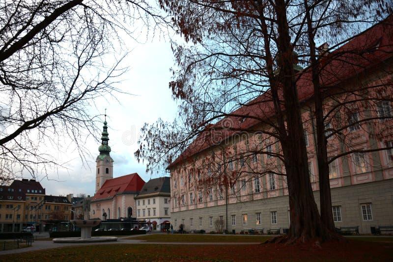Klagenfurt imagem de stock