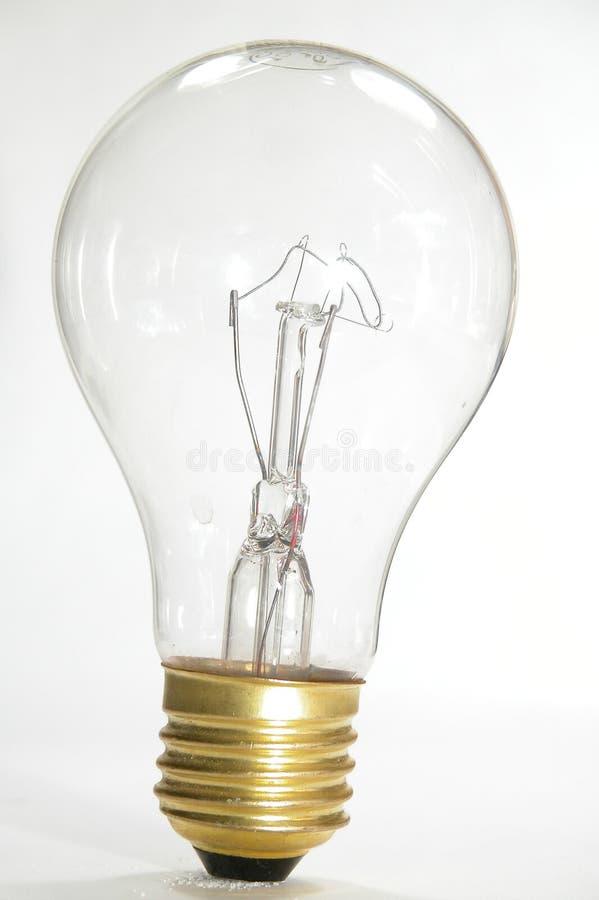 Download Klar lampa för kula arkivfoto. Bild av skruv, lampa, sphere - 29698