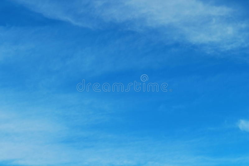 Klar Sky arkivbilder