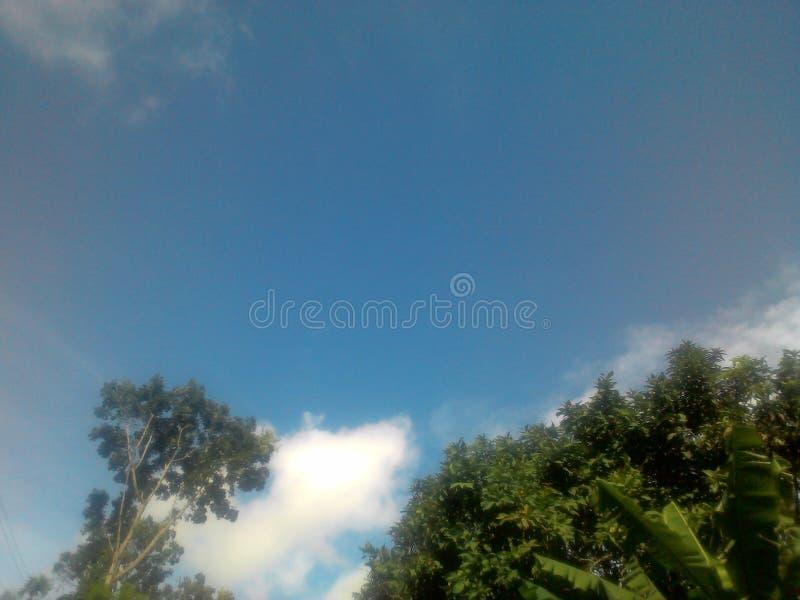 Klar Sky arkivfoto