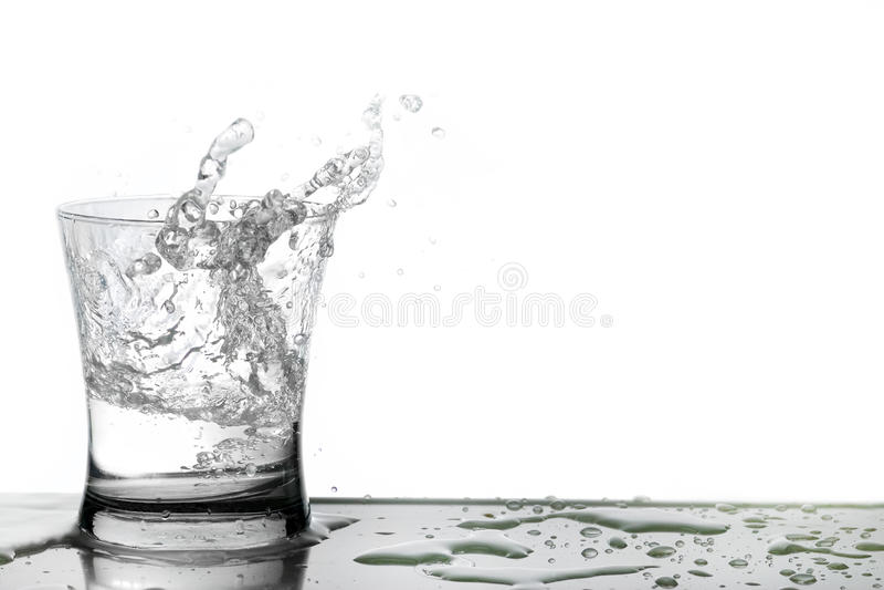 Klares Wasser lizenzfreies stockbild