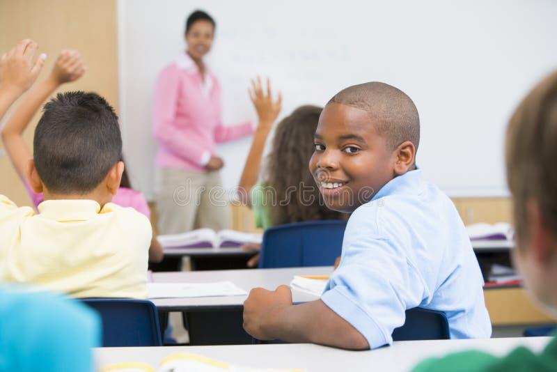 klasie szkoły podstawowej zdjęcie royalty free