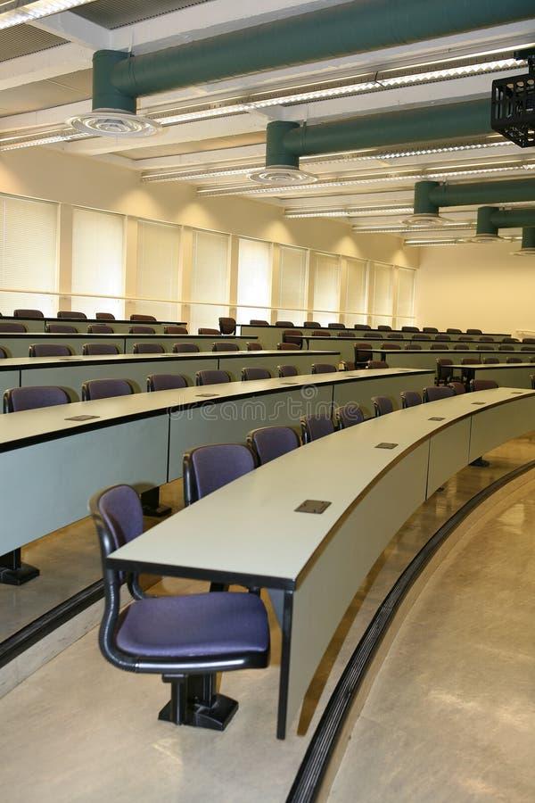 Klaslokaal (Nadruk in het midden van Klasse) royalty-vrije stock fotografie