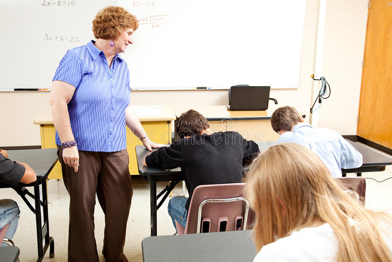 klasowy szkolny testowanie obrazy royalty free