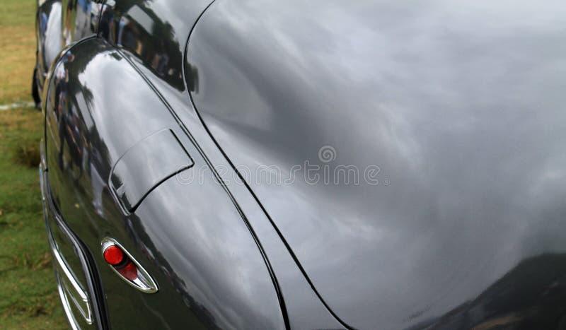 Klassiek Amerikaans auto achterdetail royalty-vrije stock foto