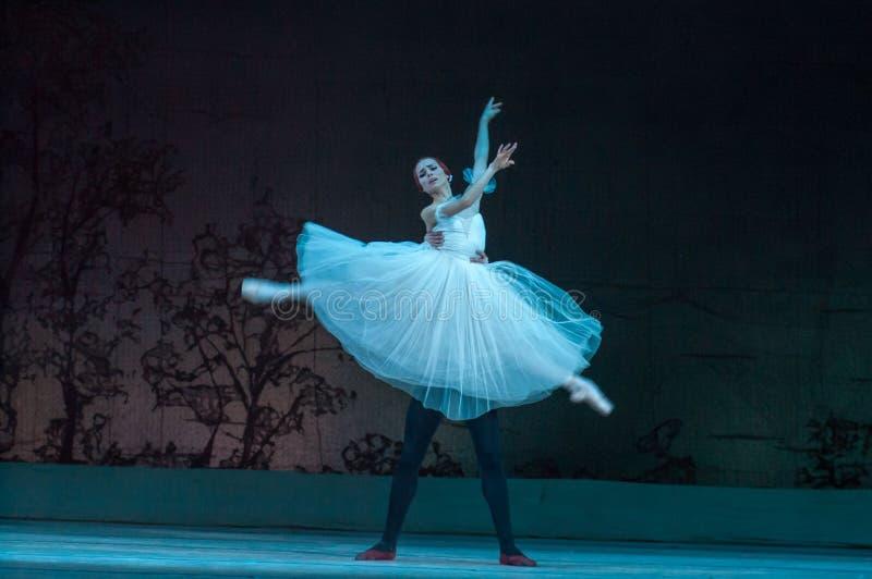 Klassiek ballet Giselle royalty-vrije stock fotografie