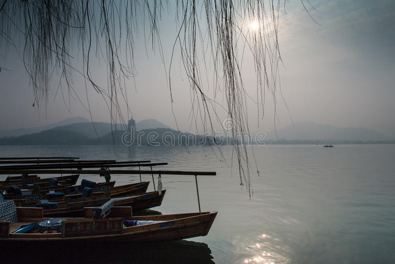 Klassiek China stock foto