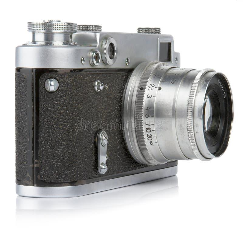 Klassieke 35mm Camera. EOF-2. stock fotografie