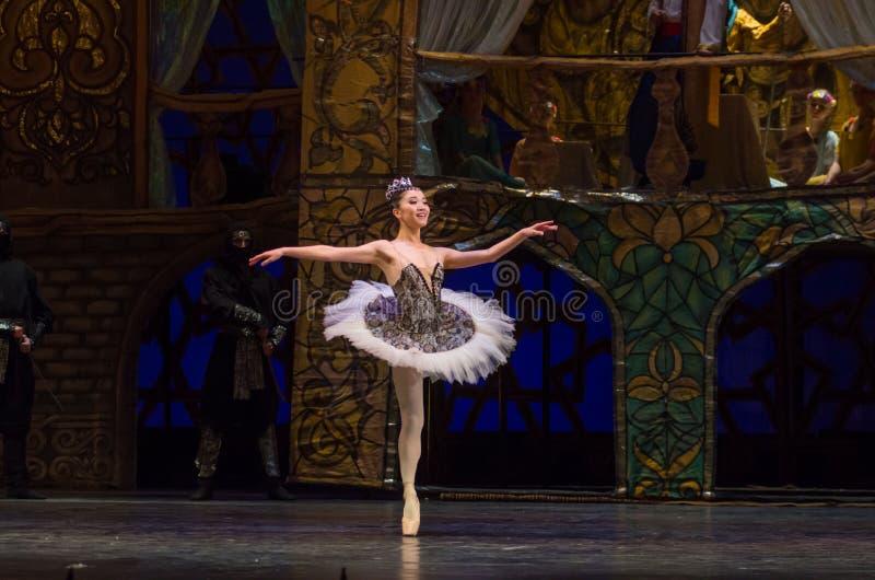 Klassieke balletzeerover stock foto's