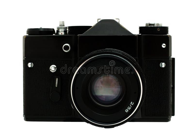 Klassieke camera royalty-vrije stock afbeeldingen