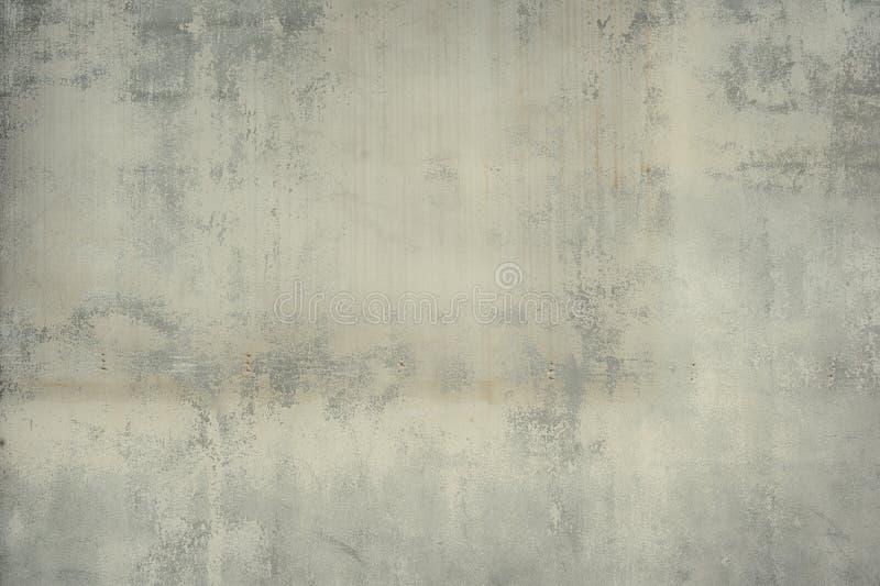 Klassieke Gray Concrete-muurachtergrond stock fotografie