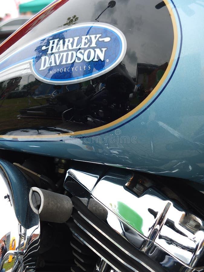 Klassieke motor stock afbeeldingen