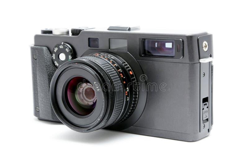 Klassieke panoramische camera royalty-vrije stock fotografie