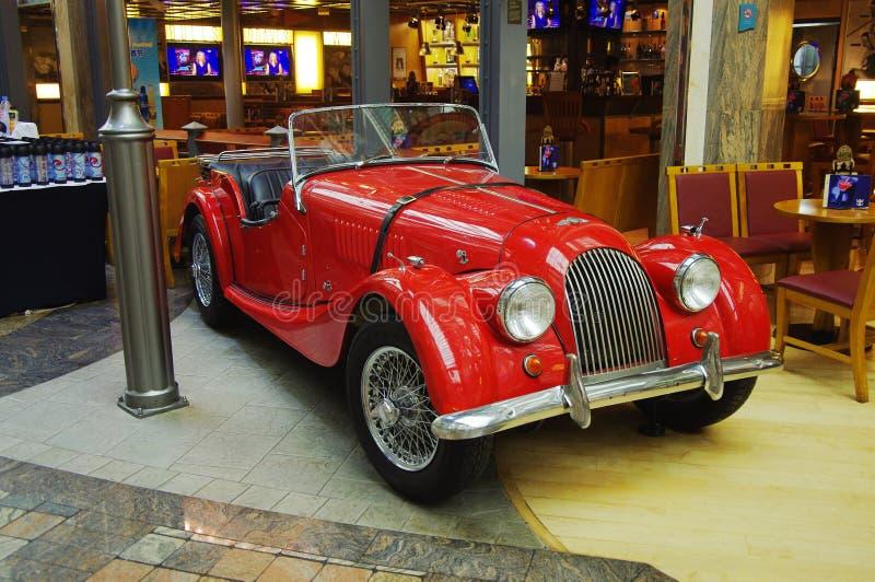 Klassieke Convertibele Sportwagen royalty-vrije stock fotografie