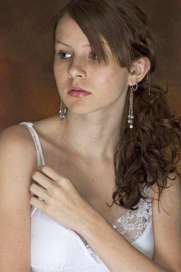 Klassieke Schoonheid royalty-vrije stock fotografie