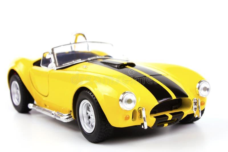 Klassieke sportwagen stock afbeelding
